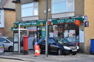 Wallisdown Post Office